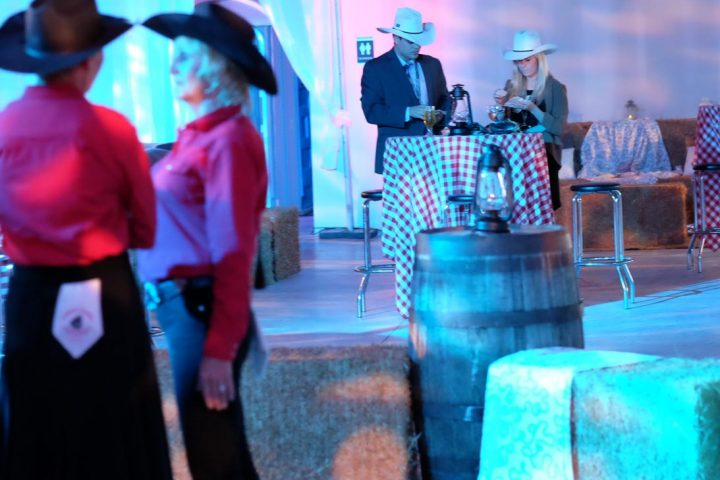 Seasonal Catering From Christmas To Stampede By